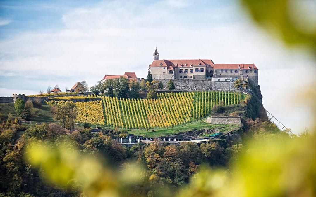 Riegersburg in Zotter, 13.4.2019 – obvestilo pred odhodom